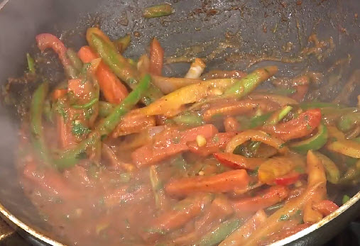 Vegetable-Jalfrezi