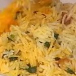 Indian Cumin seed rice - Zera Rice