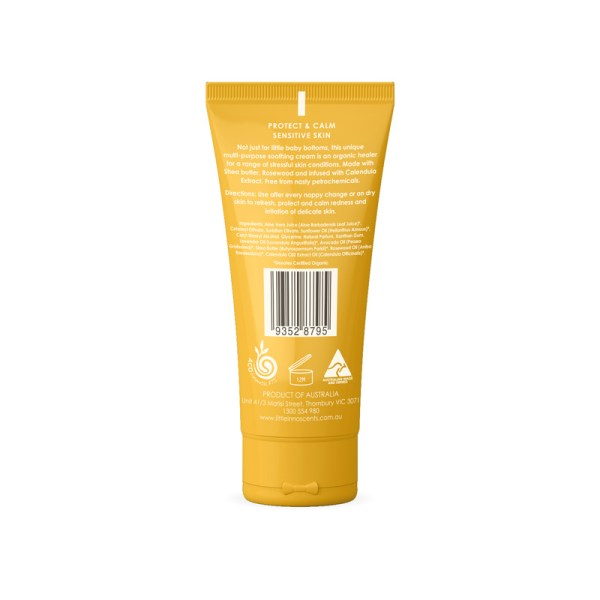 Intensive Soothing Cream Back