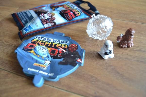 Star Wars Fighter Pods Series1 Little Inspiration