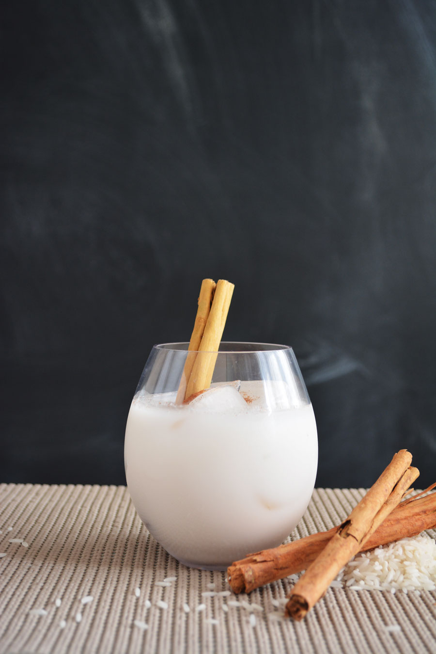 Horchata Recipe with Soma  Little Inspiration