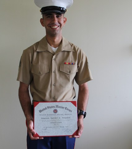 Corporal's Course Graduation