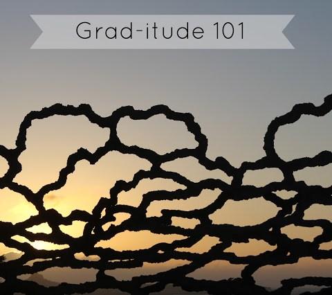 Grad-itude 101!