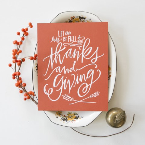 Pin-spiration Thursdays: Thanksgiving