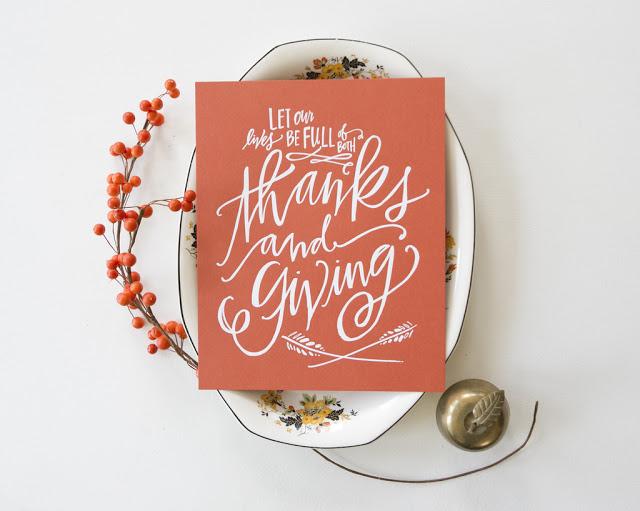 Pin-spiration Thursdays: Thanksgiving