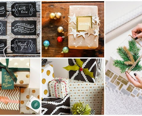 Pin-spiration Thursdays: Gift Wrapping
