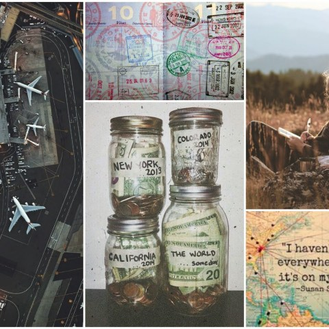 Pin-spiration Thursdays: Wanderlust