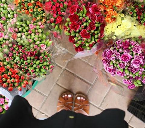 Flower Market – Hong Kong