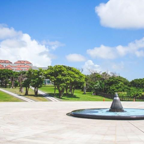 Okinawa Peace Memorial Park + Museum