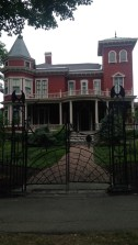 Stephen King's digs.