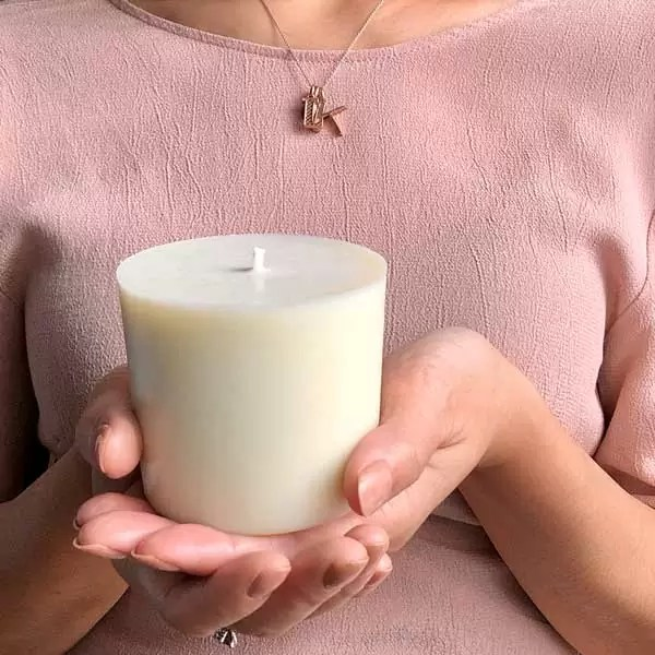 large candle refill