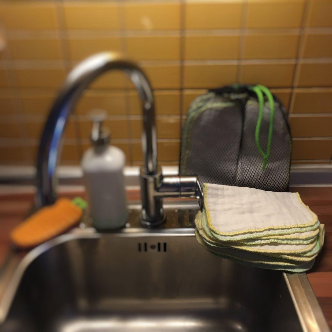 zero waste kuchutěrka