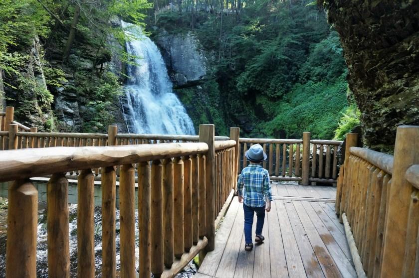 Bushkill Falls 4a