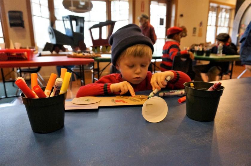 NYBG Childrens Garden Craft Time