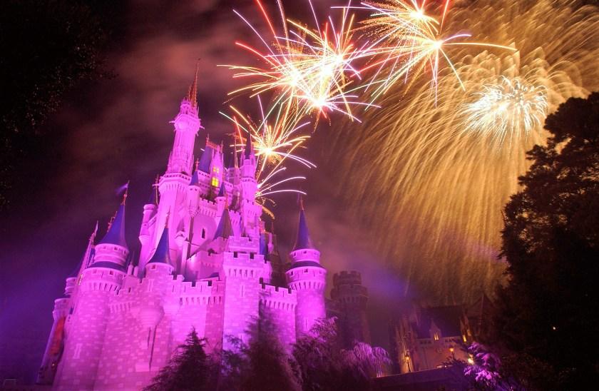 Wishes Nightime Spectacular at Walt DIsney World