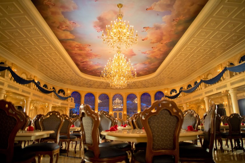 Be our Guest Restaurant at Magic Kingdom