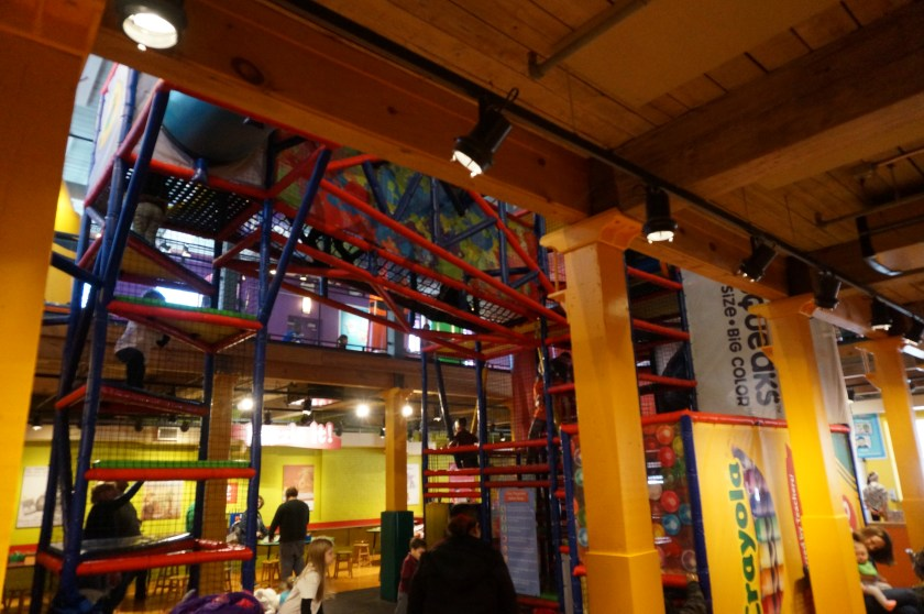 Crayola Experience in Easton - Color Playground