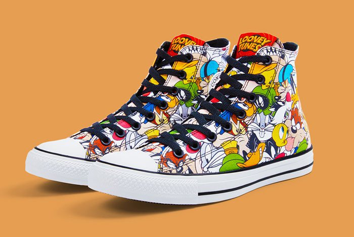 Converse x Looney Tunes Collection c1bb3ff54299