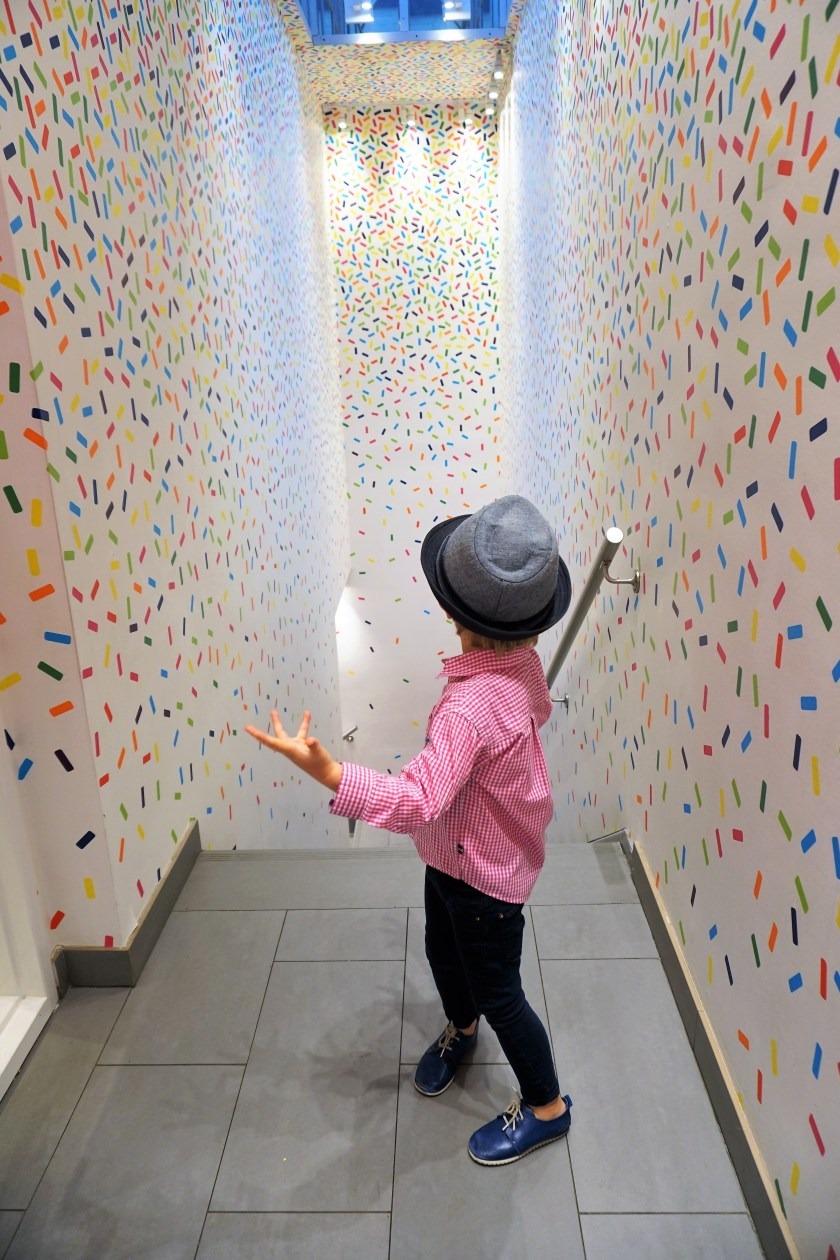 The Sprinkled Hallway at CoolMess