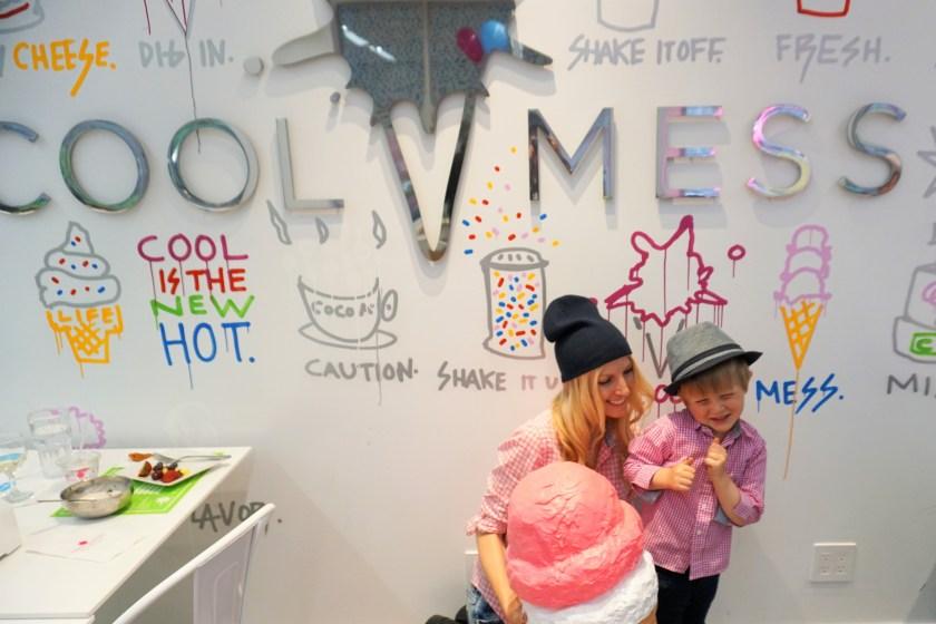CoolMess Ice Cream Smiles