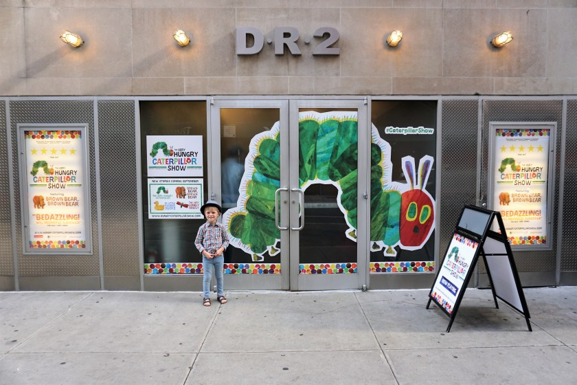 DR2 Theater - Very Hungry Caterpillar Show