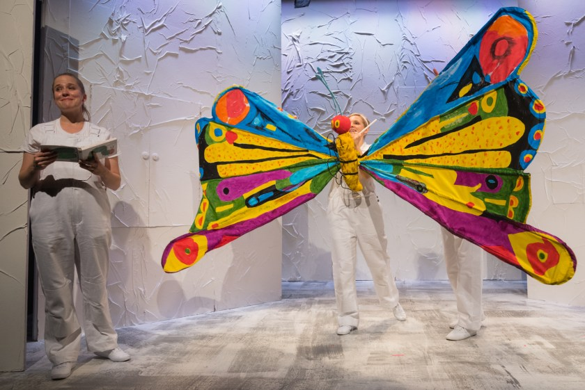 Turning into a Butterfly- Very Hungry Caterpillar Show