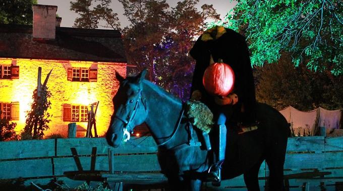 Horsemans Hollow Haunted Attraction