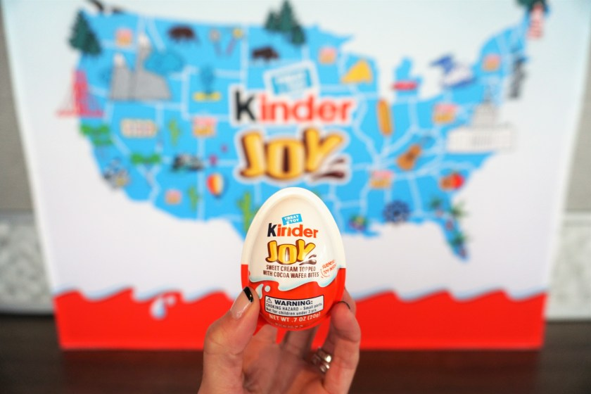 Kinder Eggs will soon be available in the USA!