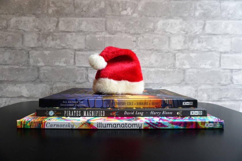 Wide Eyed Editions Holiday Giveaway