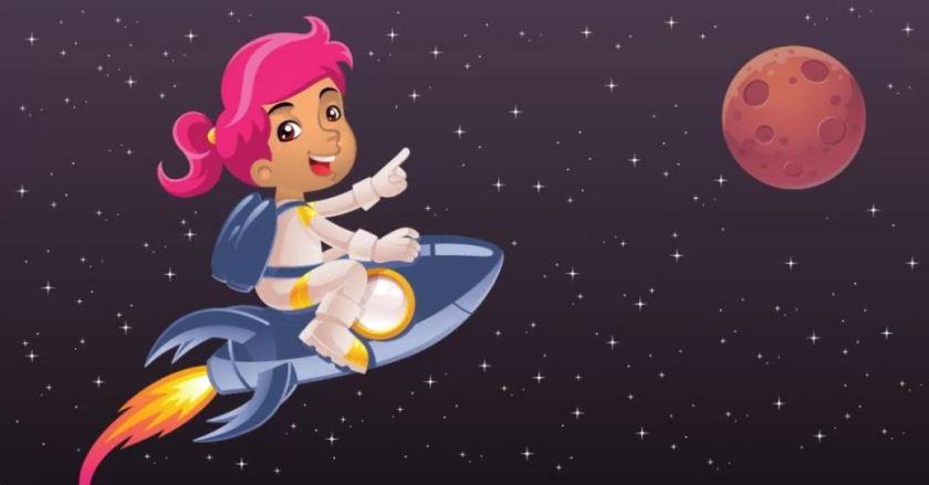 Blasting off with Interstellar Cinderella