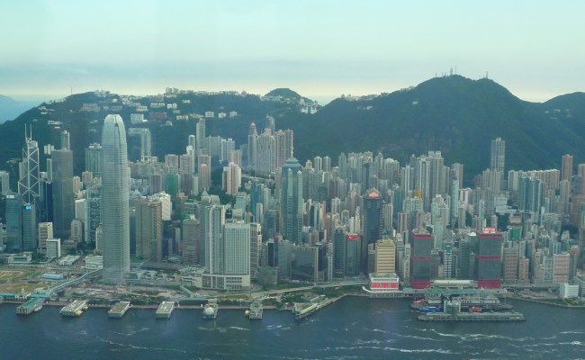 A Clear Day In Hong Kong The Little Koo Blog