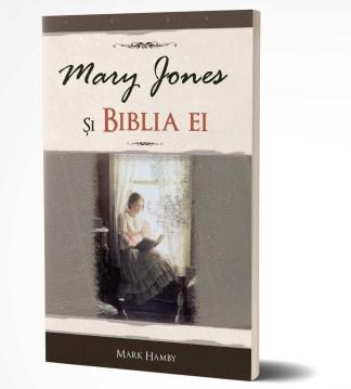 mary jones – 3D