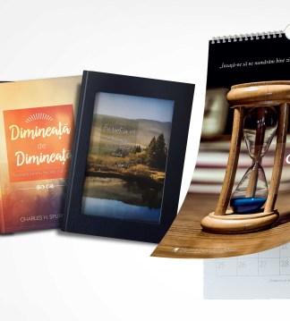 Pachet calendar+ maine + dimineata de dim + agenda