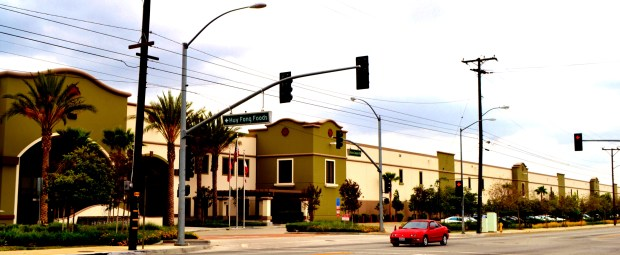 The legendary Sriracha factory! Visit it in California while you can!