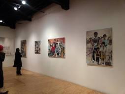 Lao Diaspora Project pieces by Chantala Kommanivanh