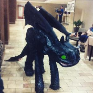 toothless dragon