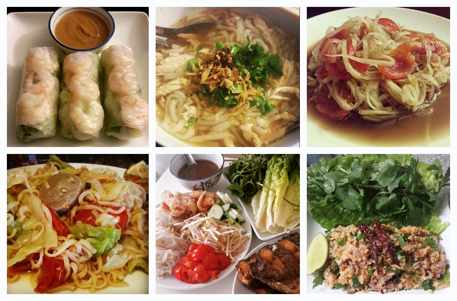 Taste of home: Lao food faves