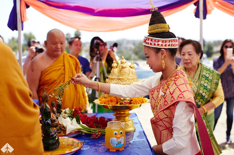 2019 Lao New Year festivities across America