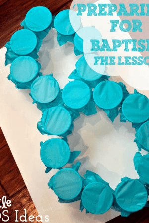 Baptism Punch Sharing Time idea