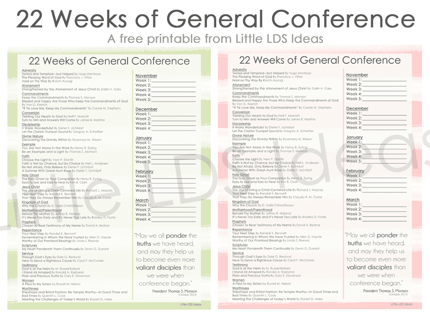 22-Weeks-of-General-Confere