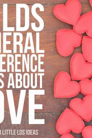 LDS Talks on Love