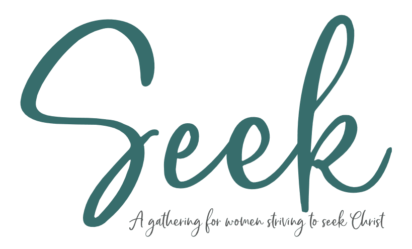 Seek Retreat Logo