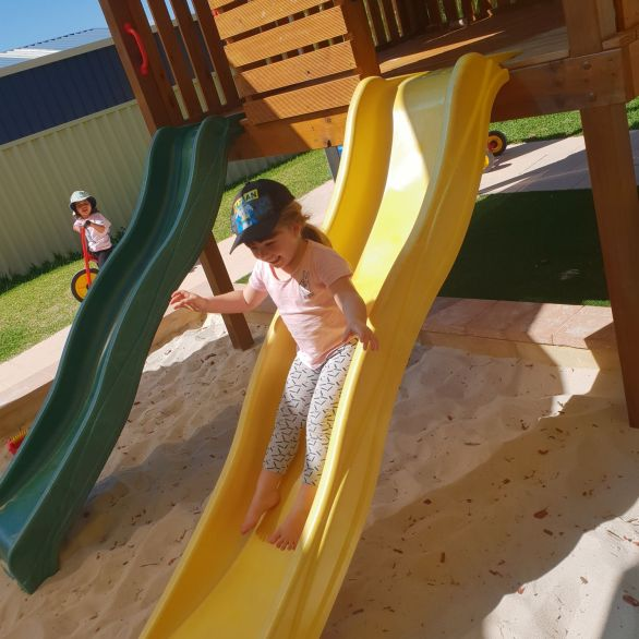 Childcare Little Learners SLide