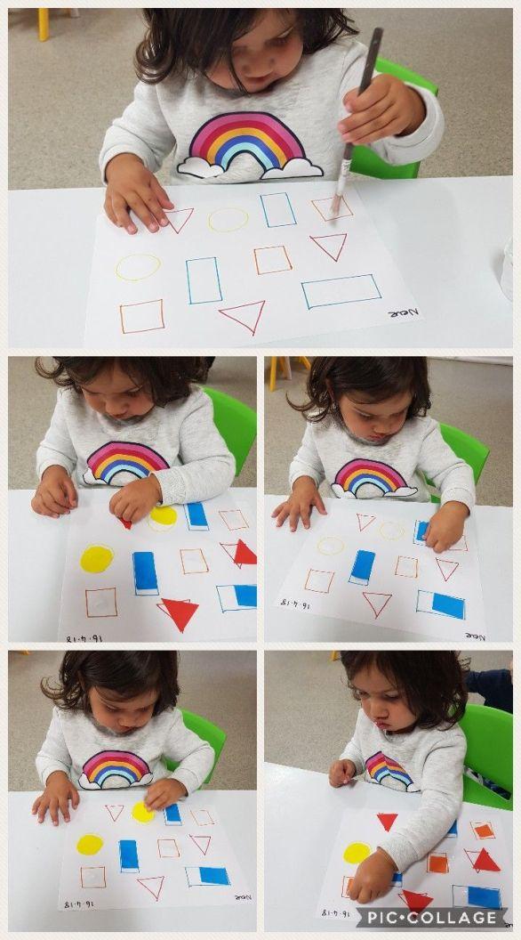 Learning Shapes, Little Learners Falcon