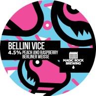 Magic Rock, Bellini Vice Berliner Weisse £6.30/£17