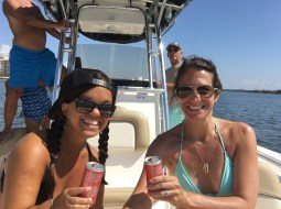 Cousins. Wine. Vitamin Sea. What more do you need?