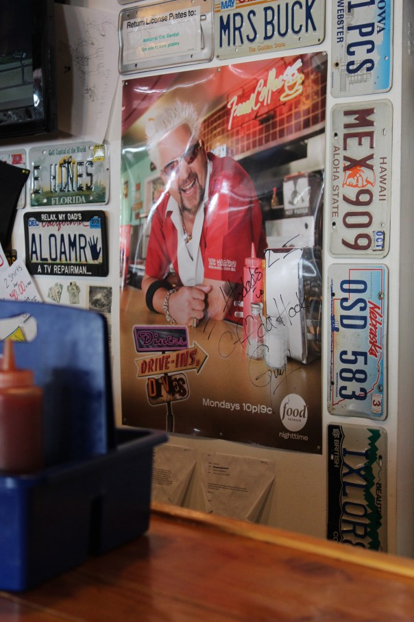 Guy Fieri, Diners Drive Ins and Dives, San Diego, Downtown, Ocean Beach, Food Network, Hodad's, Restaurant