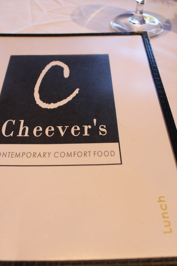 Cheevers Menu