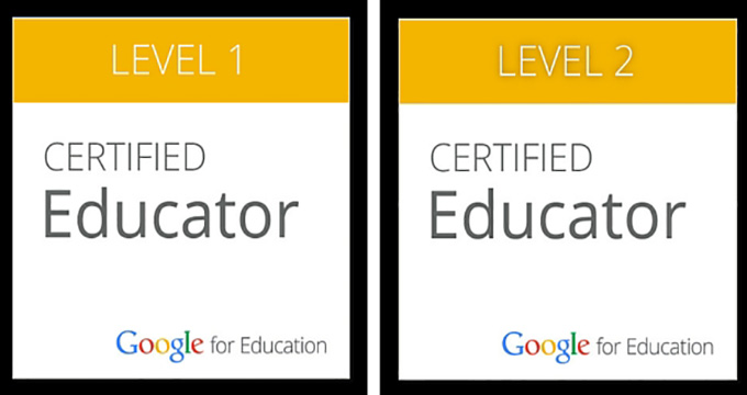 Become a  Google Certified Educator — Part II