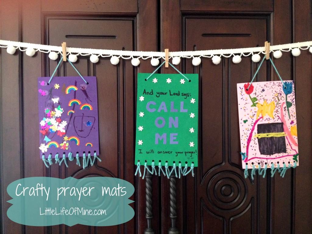 Crafty Prayer Mats